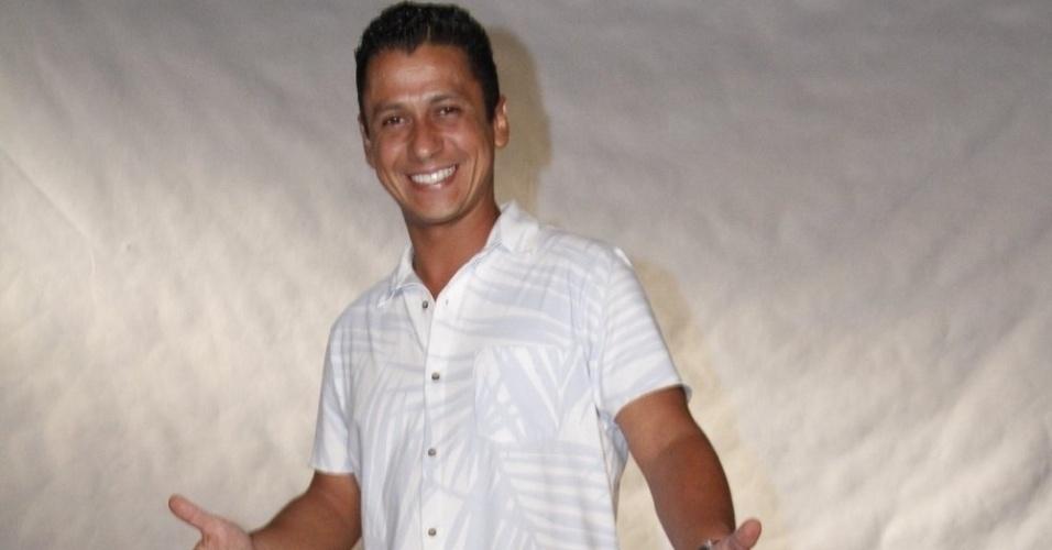 O MC Leozinho participa de especial de fim de ano da Globo com Roberto Carlos, no Rio de Janeiro (21/11/12)