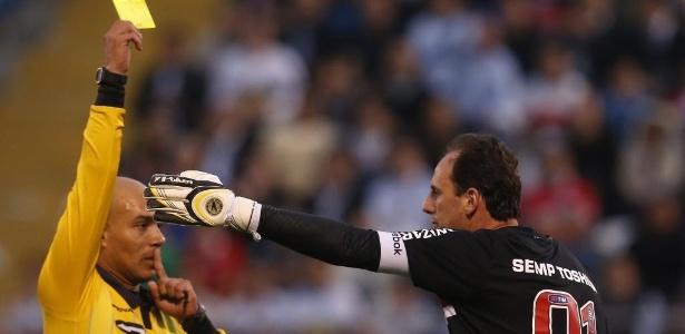 Rogério Ceni foi eleito o 33º melhor goleiro dos últimos 25 anos pela IFFHS