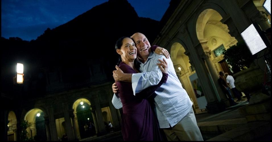 A atriz Sonia Braga foi uma das retratadas por Steve McCurry para o Calendário Pirelli 2013 (22/11/12)