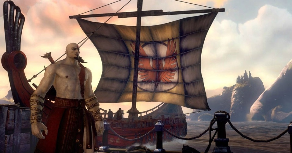 "Antes de ser o Deus da Guerra, Kratos era um mortal em ""God of War: Ascension"", exclusivo para PS3"