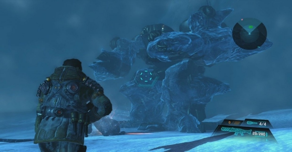 """Com novo protagonista, """"Lost Planet 3"""" quer marcar um recomeço na série de ação da Capcom"""