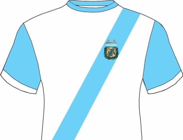 Corneta FC: Após sambarem no Superclássico, hermanos lançam camisa da Argentina da Gama
