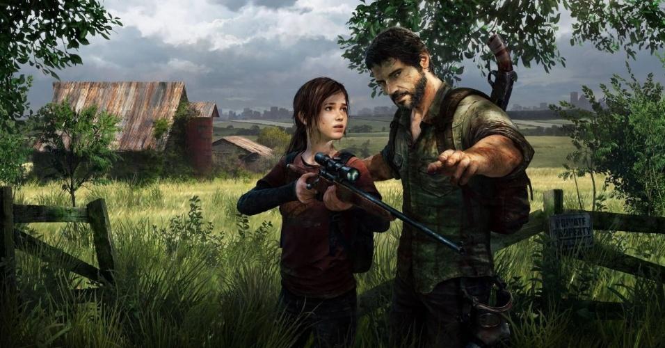 """Da mesma produtora de """"Uncharted"""", """"The Last of Us"""" mostra um estranho mundo em que plantas e fungos dominaram o planeta"""