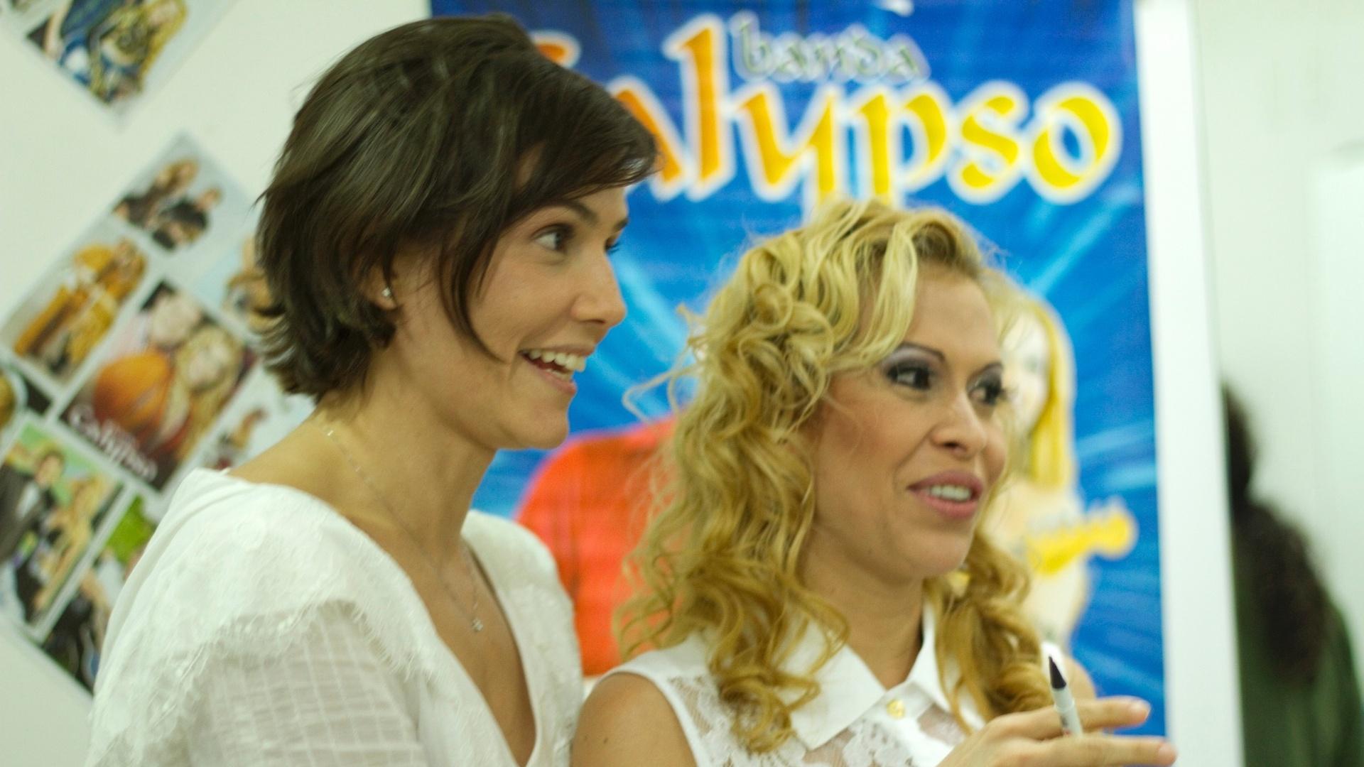Deborah Secco assina contrato para viver Joelma, do Calypso, no cinema