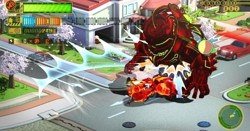 """Dos produtores de """"Bayonetta"""", """"The Wonderful 101"""" promete muita ação em jogo exclusivo do Wii U"""