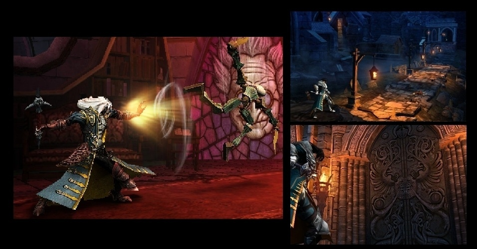 "Exclusivo para 3DS, ""Castlevania: Mirror of Fate"" conta história que segue trama de ""Lords of Shadow"""