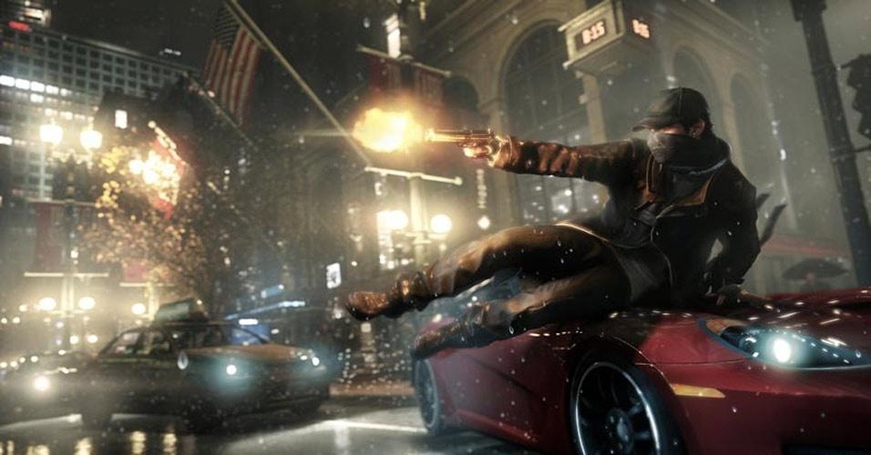 """Grande surpresa da E3 2012, """"Watch Dogs"""" é jogo de ação onde um hacker luta pela sobrevivência"""