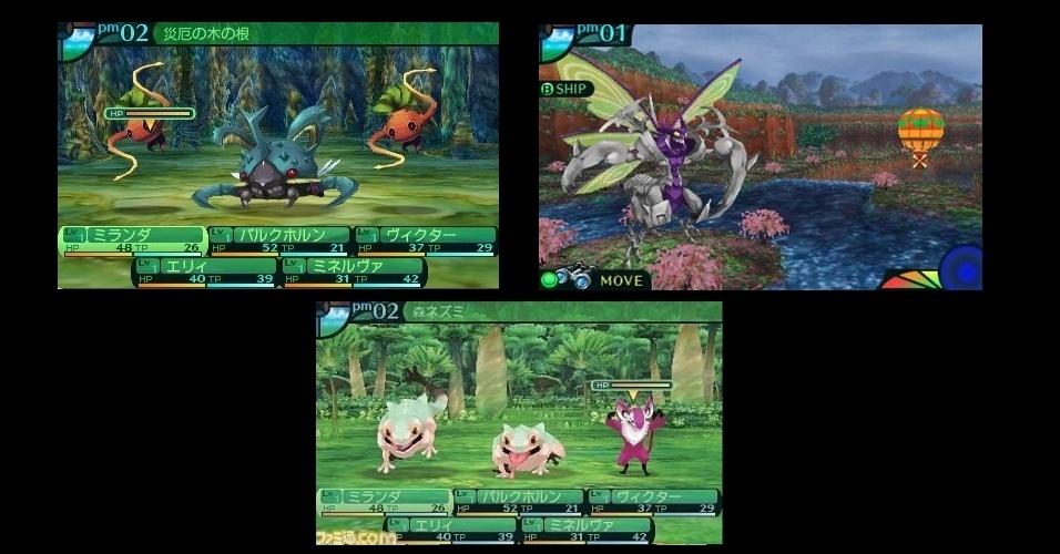 """RPG típico japonês, """"Etrian Odyssey IV"""" é o primeiro da série da Atlus a desembarcar no 3DS"""