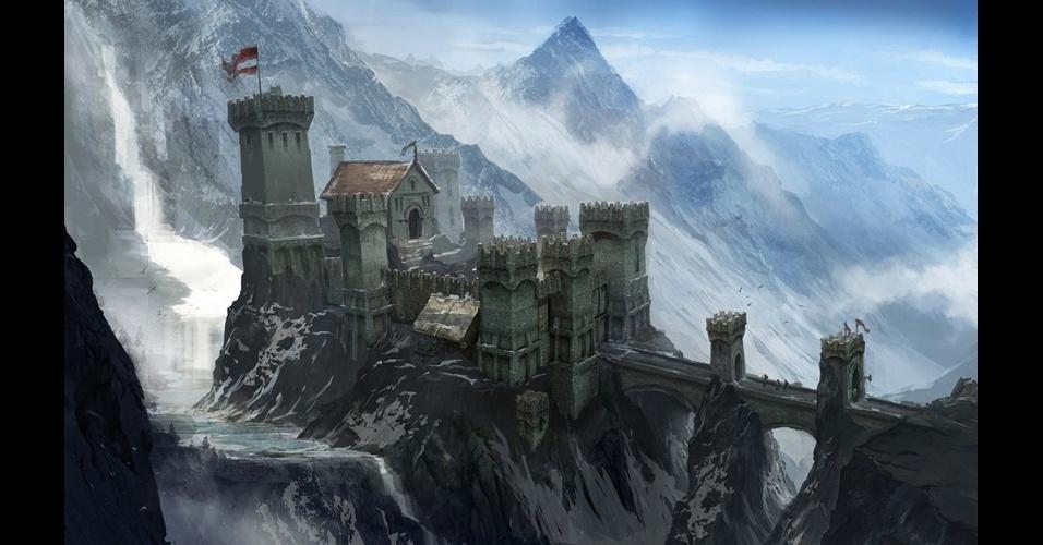 """Quem se aventurar em """"Dragon Age III: Inquisition"""" terá uma grande missão pela frente (além das batalhas): gerenciar um castelo"""