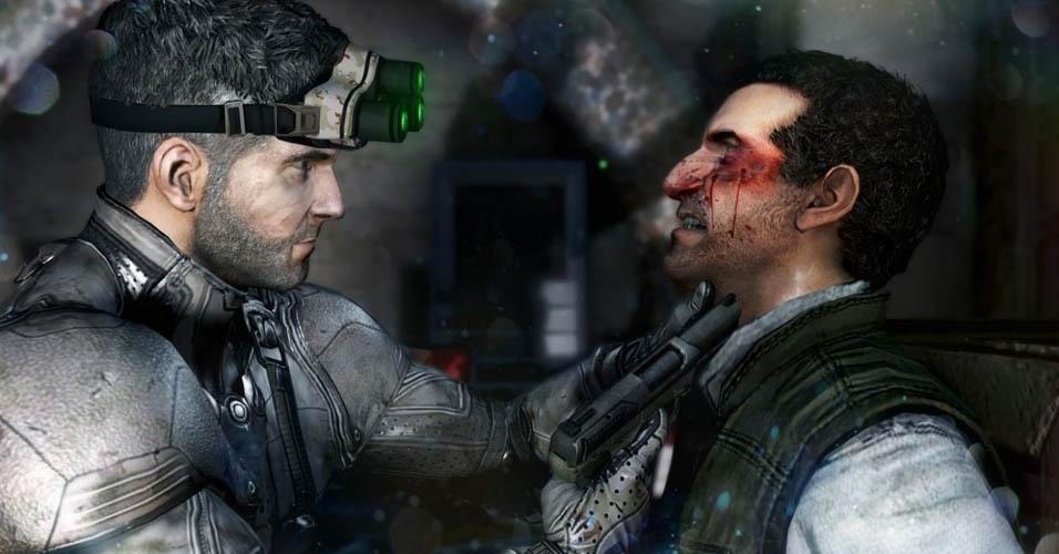 """""""Splinter Cell: Blacklist"""" traz e expande a ação de """"Conviction"""" em uma missão na Sam Fisher deve acabar com terroristas que agem globalmente contra a segurança dos EUA"""
