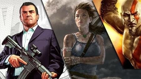 Tomb Raider: Anniversary - PlayStation 2, PS2, jogo - HD Wallpapers