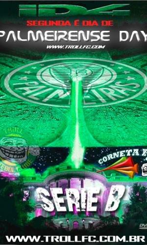 Corneta FC: Segunda é dia de...