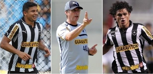 Elkeson, Oswaldo de Oliveira e M. Azevedo receberam ofertas milionárias da China
