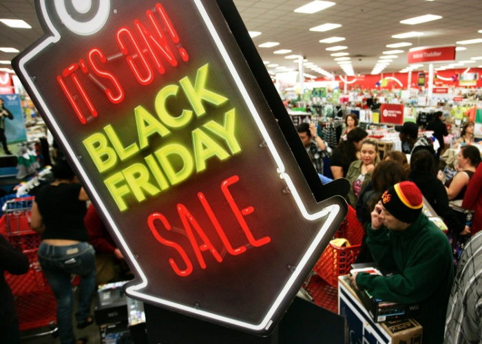 Foto black friday estados Unidos eua