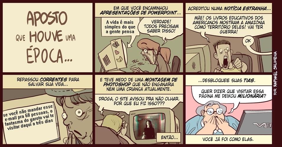 """""""Que jogue a primeira pedra"""" - 24/11/2012 humor"""