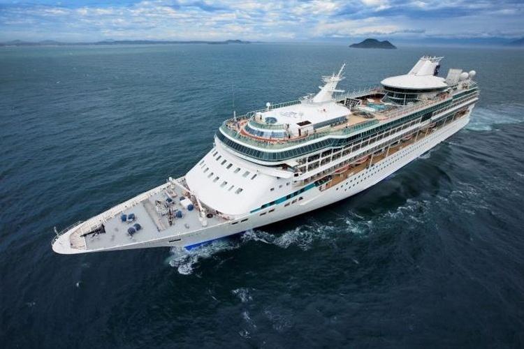 Navio Splendour Navio Splendour of The Seas
