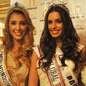 Miss teen mundo supermodelos concurso