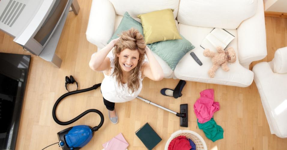 Tarefas domésticas e as lesões na coluna