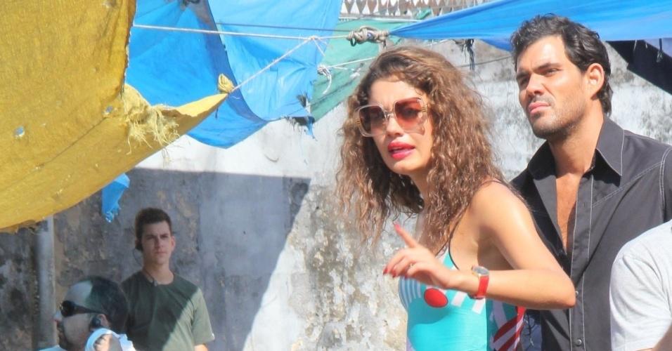 """detectam fotógrafo durante filmagens de """"Serra Pelada"""" em Belém"""
