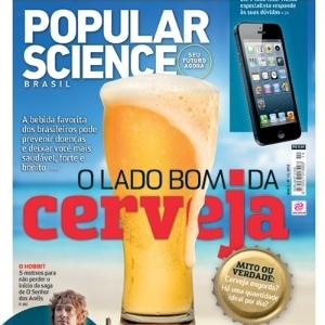 A publicação afirma que o aumento de peso causado pelo excesso de bebida alcoólica não fica acumulado necessariamente no abdome
