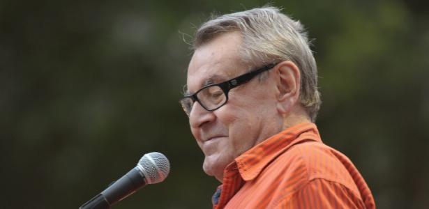 O diretor Milos Forman, homenageado pelo Sindicato de Diretores