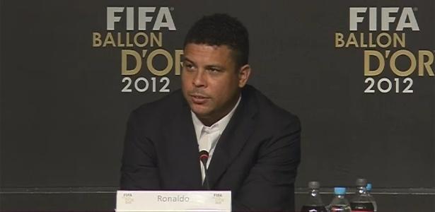 """""""Para voltar a ser protagonista, o Brasil vai ter que mudar"""", decretou Ronaldo sobre a seleção brasileira"""