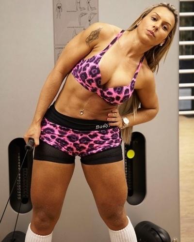 Fernanda Lemes - Bonde das Tigresas