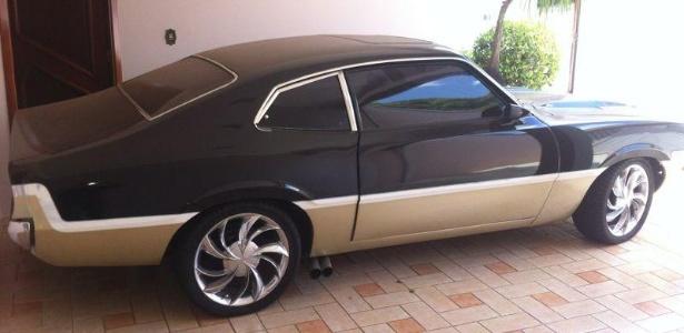 Elano iniciou rifa de seu automóvel Maverick para ajudar projeto social em Rio Claro-SP