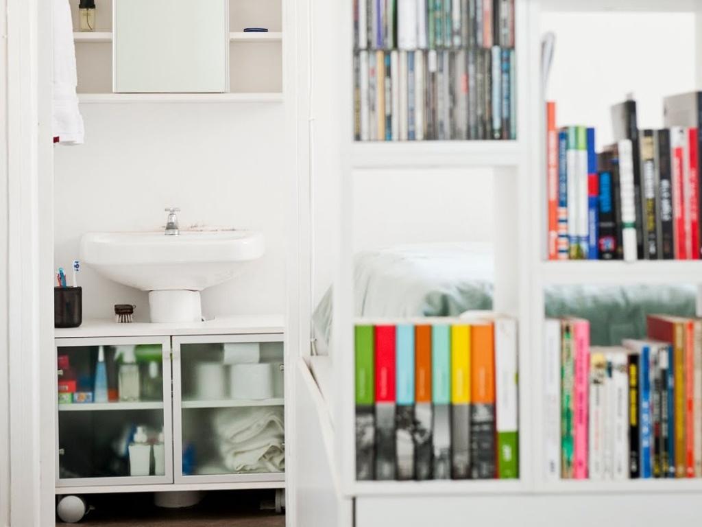 Imagens de #B11A1D Veja sugestões para decorar apartamentos de até 100m² 1024x768 px 2358 Box De Vidro Banheiro Porto Alegre