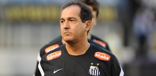 Muricy Ramalho conquistou quatro títulos em sua passagem como técnico do Santos