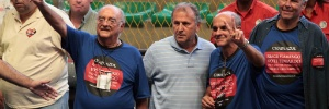 Futebol nacional: Nova diretoria do Fla chega ao poder com sócio de Eike Batista e 'call center' de Zico