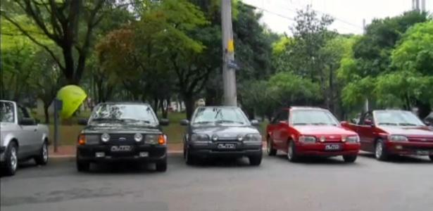 Mais de 10 mil fãs do Ford Escort pelo mundo compartilham dicas e informações por meio do Escort Clube