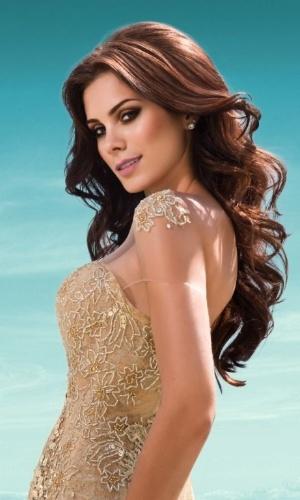 Gabriela Markus, a Miss Brasil 2012, tenta o título de Miss Universo em Las Vegas