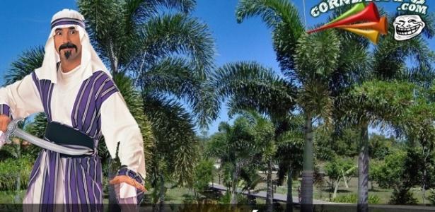 Corneta FC: Mercado da Bola Fanfarrão: De olho em 2013, Palmeiras está atrás de Sheik