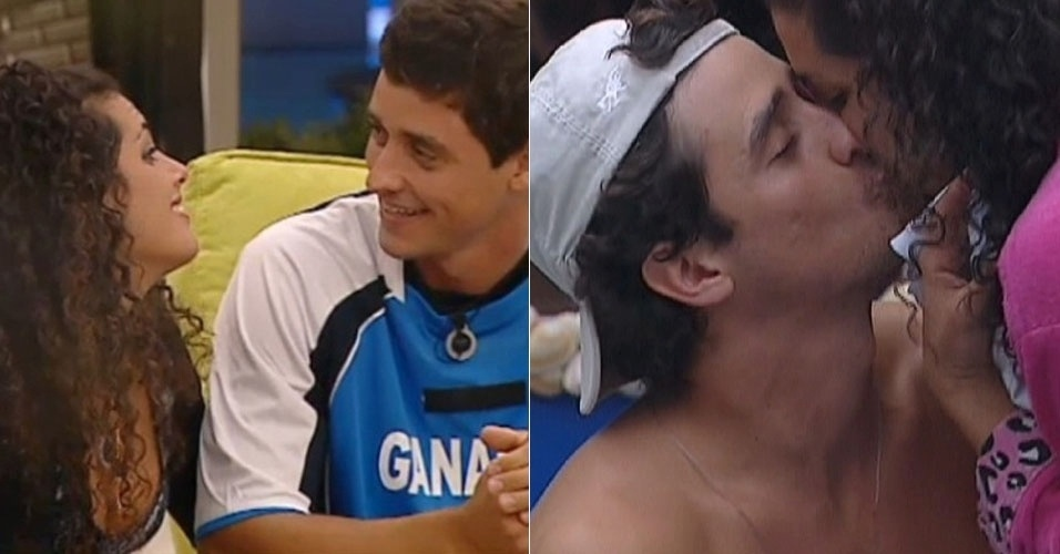 Fael e Noemí, do BBB12