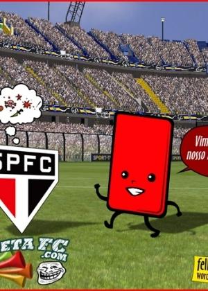 Corneta FC: O cartão vermelho voltou, para o terror dos são paulinos