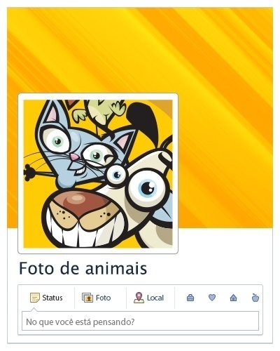 Foto de animais