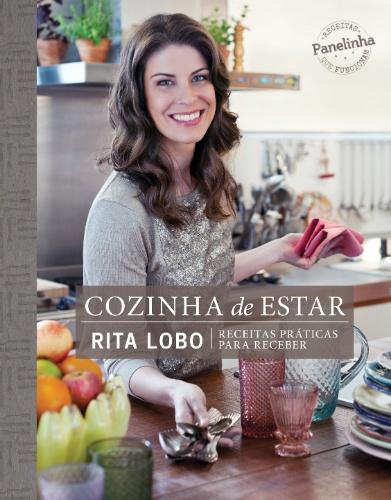 Cozinha de Estar, Rita Lobo, livro, natal