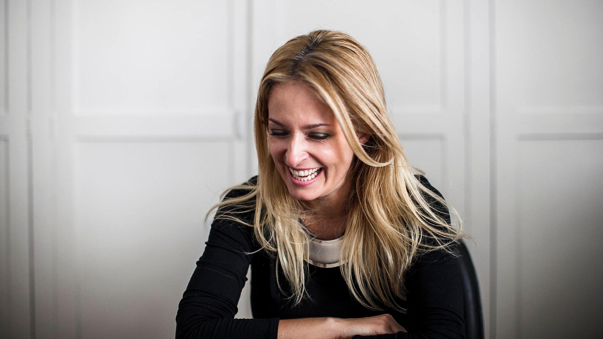 Luciana Vendramini diz que aos 40 anos se sente mais segura (07/12/2012)