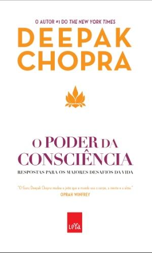 Natal, livro, o poder da consciência, Deepak Chopra, editora leya