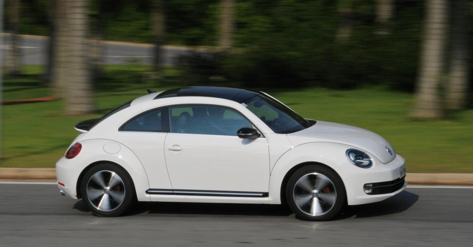 Volkswagen Fusca 2013 Parte De R 76 600 Com Charme Do