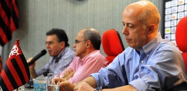 Nova diretoria do Fla tem sócio de Eike entre líderes camuflados e  presidente discreto. Presidente eleito do Flamengo f50600a2975f7