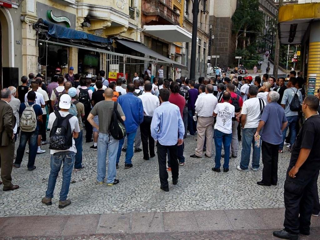 12.dez.2012 - Corintianos