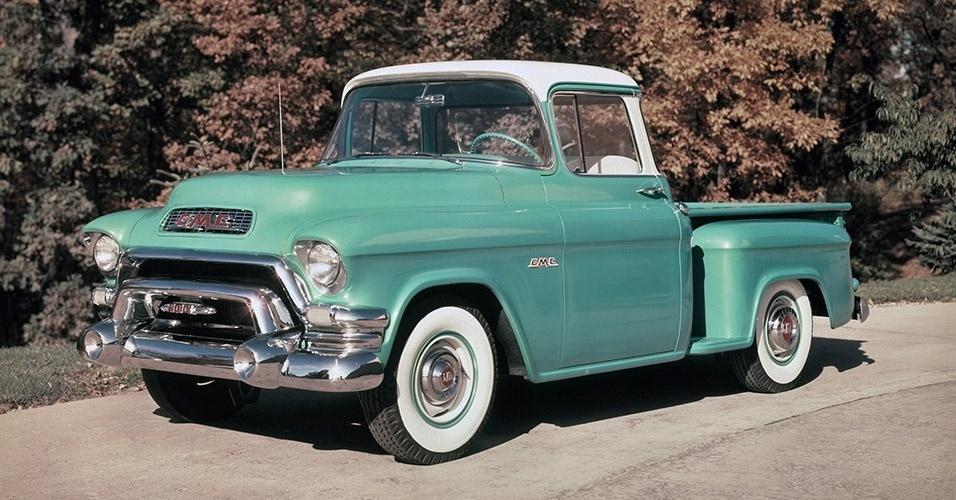 Picape GMC dos anos 1950