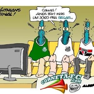 Corneta FC: Paulistas revelam programação para o domingo