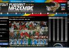 Reprodução/Site Oficial TP Mazembe