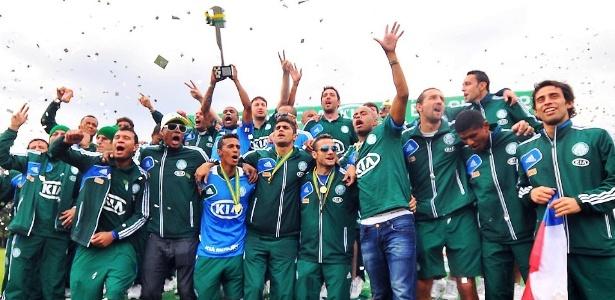 Palmeiras irá defender o título da Copa do Brasil neste ano