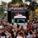Corinthians antecipa e enxuga comemoração marcada pelo cansaço do elenco campeão