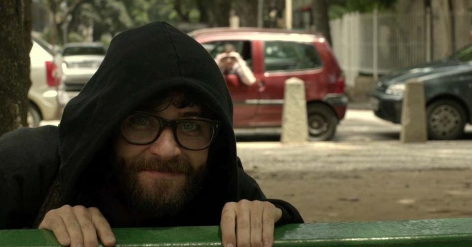 Bruno Gagliasso vive Deco na comédia