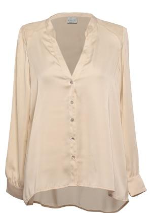 Camisa de seda Tamarind